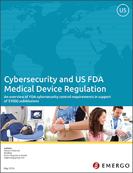 Download our Whitepaper - Cybersecurity and the US FDA