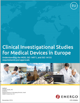 Download our white paper on Clinical Investigational Studies in Europe