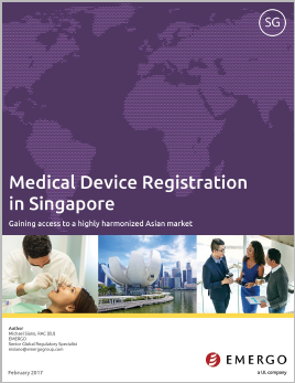 Download our free white paper on Singapore Medical Device Registration