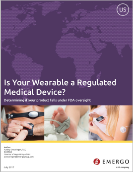 Download our white paper about FDA guidance for wearablel products.