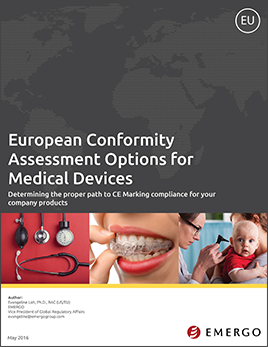 Download our white paper on CE Marking Conformity Assessment Options in the EU