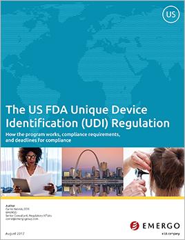 Download white paper - Understanding the FDA UDI regulation