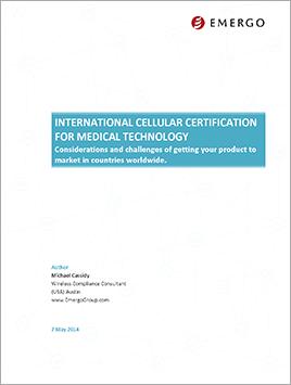 Download white paper - International Cellular Certification for Medical Technology