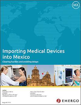 Download our whitepaper about Importing Medical Devices into Mexico