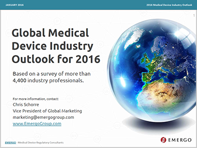 Download the 2016 Medical Device Industry Outlook