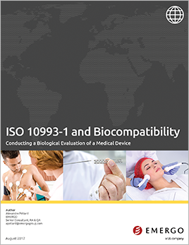 Download our Whitepaper - ISO 10993-1 and Biocompatibility for Medical Devices