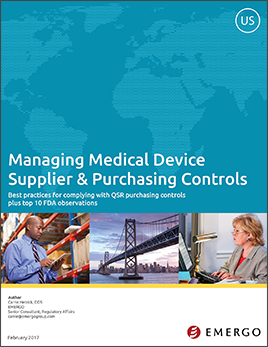Managing Supplier Purchasing Controls - white paper