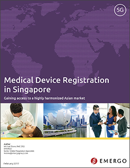 Medical Device Regulation in Singapore: White Paper