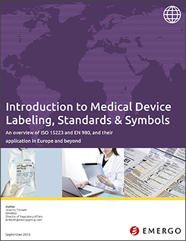 Download our white paper on Medical Device Symbols and Labeling