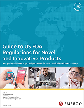 Download white paper - Market Pathways for Novel Medical Devices in the USA