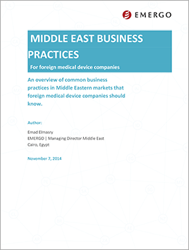 Middle East Business Practices: White Paper